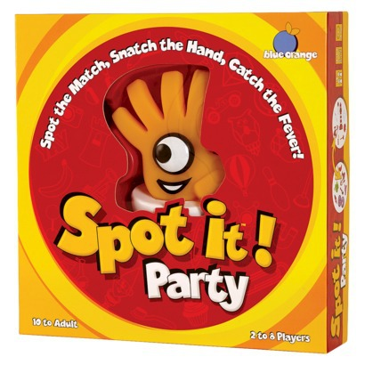 Spot It Party Board Game