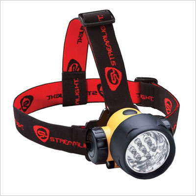 Streamlight Septor LED Headlamp with Strap