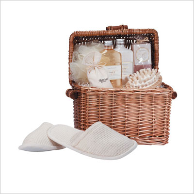 Sunshine Megastore SPA-IN-A-BASKET