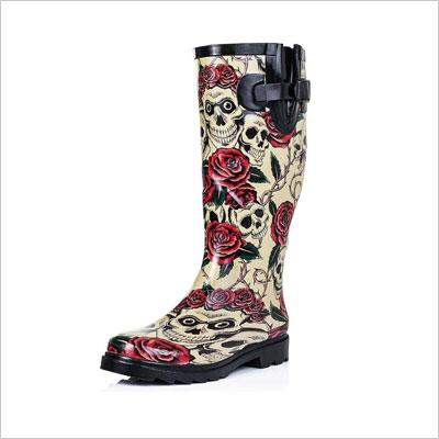 Wellies Wellington Knee High Rain Boots