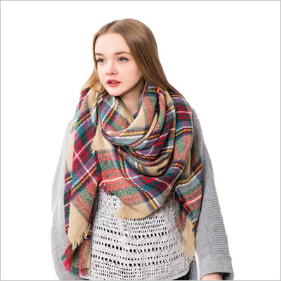 Women Scarf Shawl Wraps Pashminas