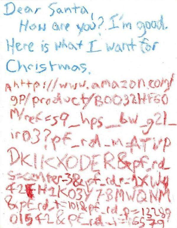 christmas myths debunked children letters santa