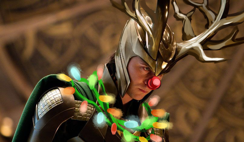 loki is the real reindeer