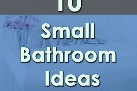10 Small Bathroom Ideas on a Budget