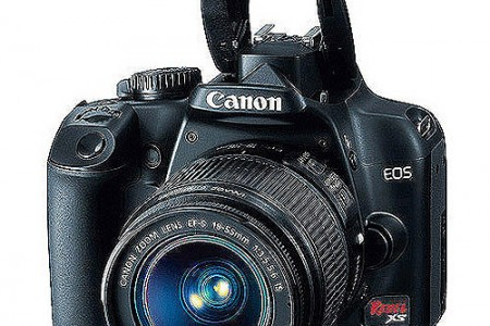 Canon EOS Rebel T3i Digital SLR Camera with EF-S 18-55mm