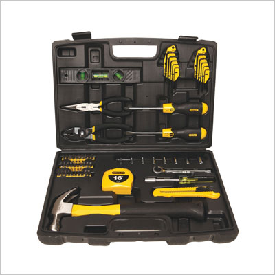 65-Piece Homeowner's Tool Kit
