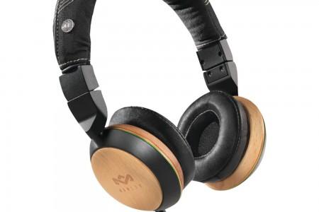 House of Marley Stir It Up On-Ear Headphones