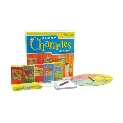 Charades Party Game