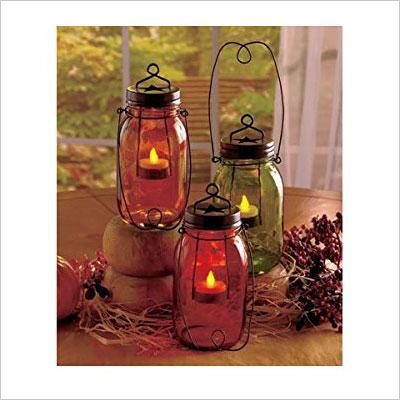 Everlasting Candle Jars