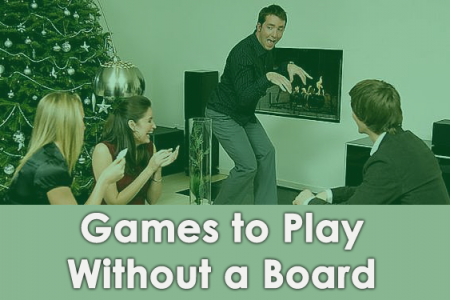 Games to Play Without a Board