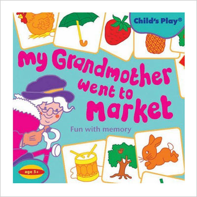 My Grandmother Went to Market Game
