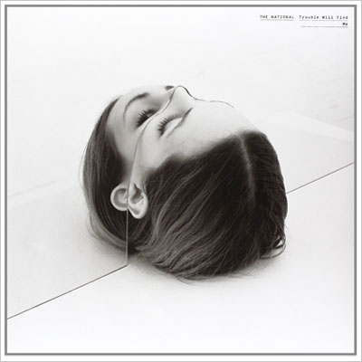 Trouble Will Find Me by The National on Vinyl Valentine's Gifts