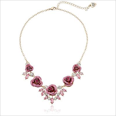 Batsey Johnson rose necklace for women