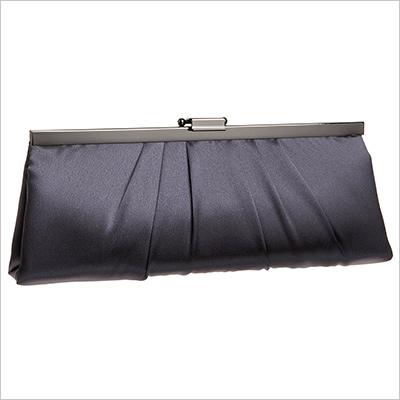 Black rectangle purse