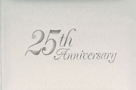 20 Great Gifts for a 25th Wedding Anniversary