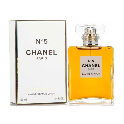 Chanel no 5 Eau de Parfum Celebrity Endorsement Deals
