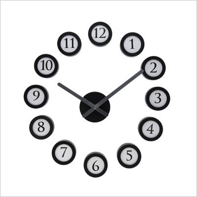 DIY11 Design It Yourself Clock Personalized Wedding Gifts