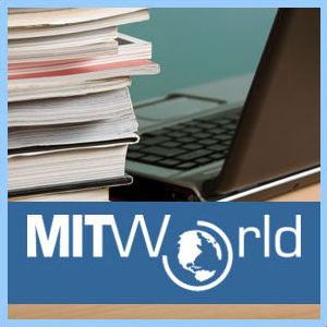 MIT World Application Icon