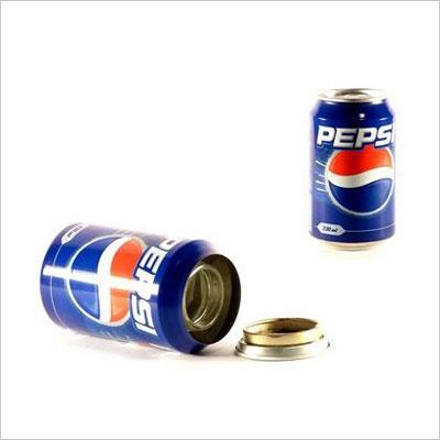 Pepsi Cola Diversion Hidden Safe Can