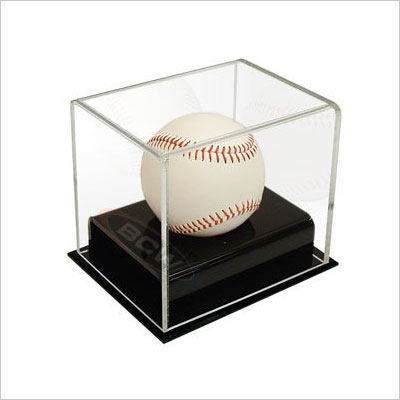 Acrylic Baseball Holder Display