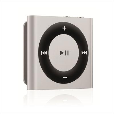 Apple iPod shuffle 2GB Silver