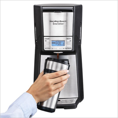 Programmable Brewstation Dispensing Coffee Machine