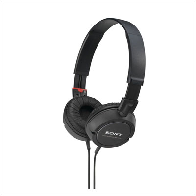 Sony MDRZX100 ZX Series Stereo Headphones