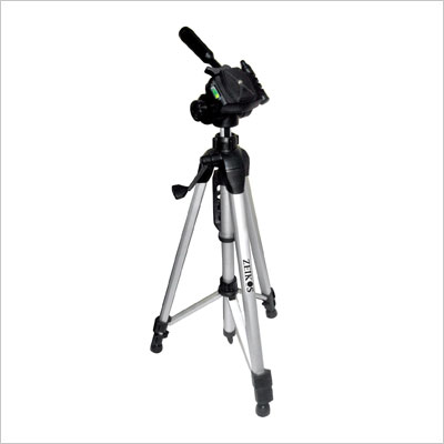 Zeikos ZE-TR101A 72-Inch Photo / Video Tripod includes