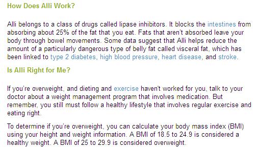 top ten diet pills that work alli