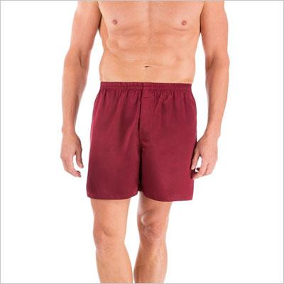 100% Silk Boxer Shorts