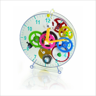 DIY-Children's-First-Puzzle-Clock