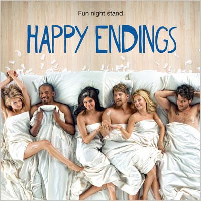 Happy Endings 3 Seasons