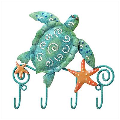 Sea Turtle Key Hook