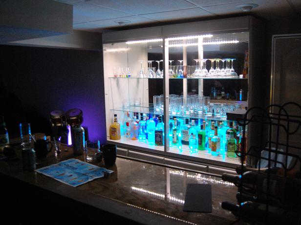 Neon Light Bar