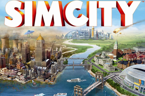Sim City Game