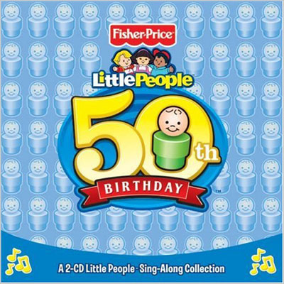 50th Birthday CD