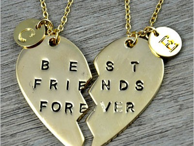Best Friends Jewelry DIY Ideas