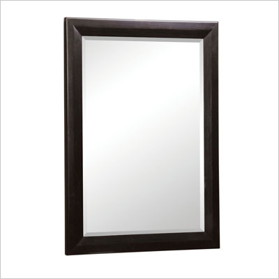 Shaker Style Wall-Mounted Mirror