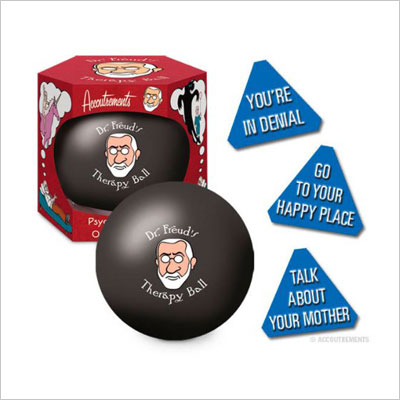 Dr. Freud's Therapy Magic 8 Ball
