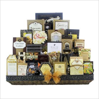 Gourmet Premium Gift Basket