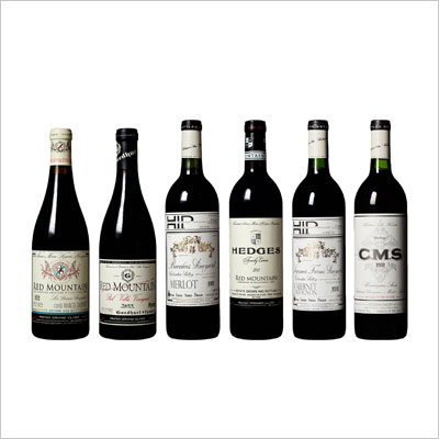 Hedges Family Estate Balanced Reds Wine Collection