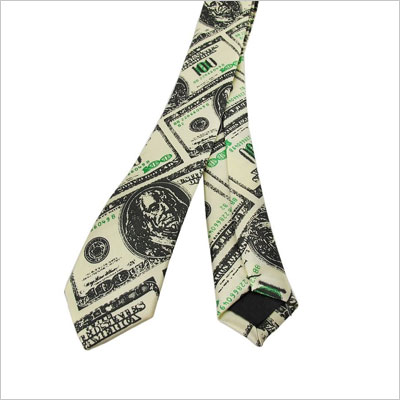 Money Necktie