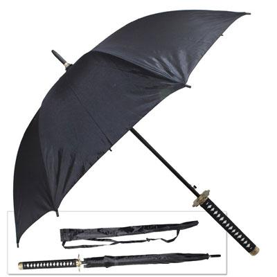 Japanese Anime Samurai Sword Umbrella Katana Replica