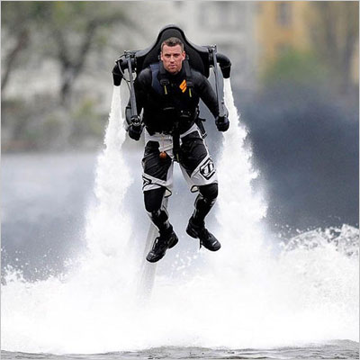 JetLev Water Jet Pack