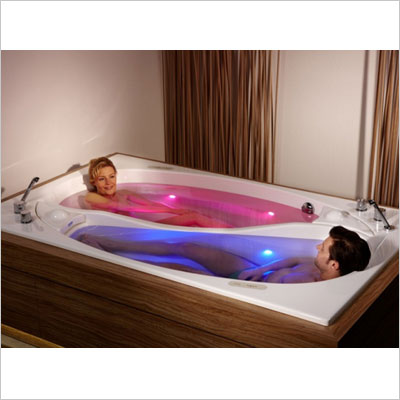Yin Yang Couples Bathtub