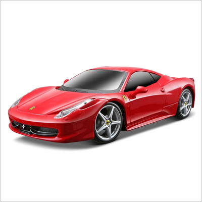 Ferrari 458 Italia Radio Control Vehicle