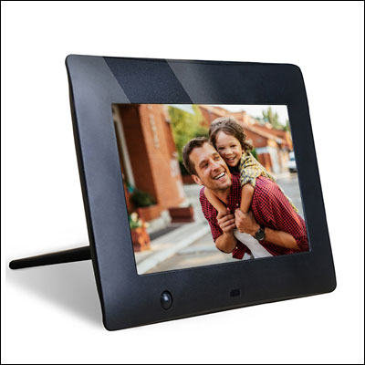 NIX 7 Inch Hu-Motion Digital Photo Frame - X07E