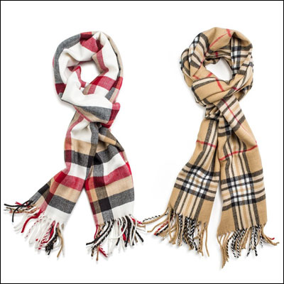 Veronz Super Soft Luxurious Classic Cashmere Feel Winter Scarf