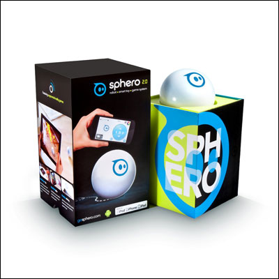 Sphero 2.0 The App-Enabled Robotic Ball