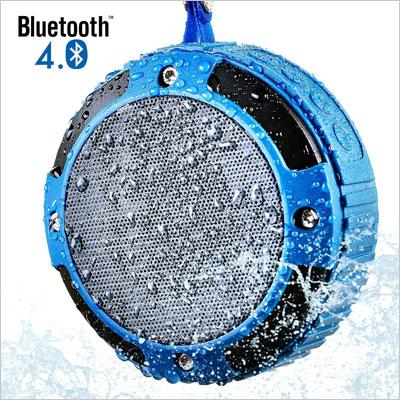 Outdoor/Shower Bluetooth Speaker